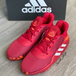 NWT Adidas Pro Bounce 2019 Low Mens Shoes
